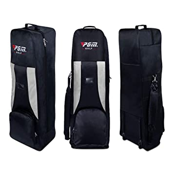 PGM acolchada bolsa de Golf funda de viaje con ruedas