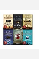 Inferno Dan Brown Collection 6 Books Set [Paperback] by Mass Market Paperback