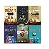 img - for Inferno Dan Brown Collection 6 Books Set [Paperback] by book / textbook / text book