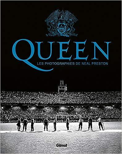 Book's Cover of Queen Les photographies de Neal Preston (Français) Relié – 4 novembre 2020