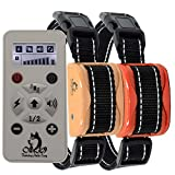 800 Yrd Remote Dog Training Collars (Medium, Cinnamon / Spice)