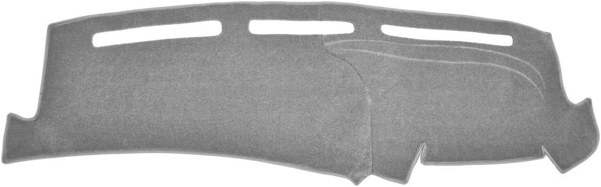 Custom Dash Cover Mat Compatible with 1973-1979 Ford Pick-Up F-150 Carpet, Navy