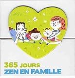 Mini calendrier 365 jours zen en famille