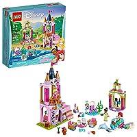 LEGO l Disney Aurora, Ariel and Tiana's Royal Celebration 41162 Building Kit (282 Piece) by LEGO
