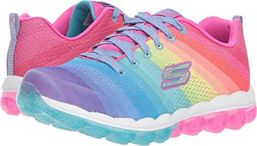 Skechers Skech-Air Rainbow Drops Girls Sneakers Multi 13.5