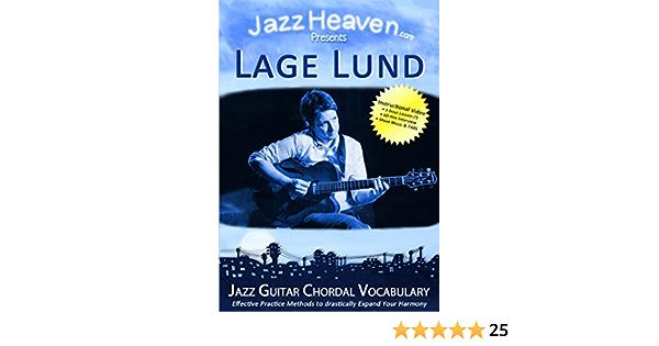 Jazz Guitar Chords DVD Lage Lund Jazz Guitar Chordal ...