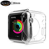Apple Watch Series 2/3 Case 38mm,Loonfree Rugged Protective...