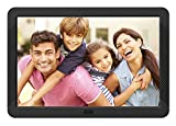 Digital Photo Frame 8 Inch Kenuo 1280x800 High Resolution 16:9 Full IPS Display