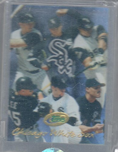 2004 sealed etopps White Sox Team Card