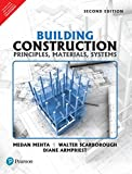 Building Construction: Principles, Material and Systems