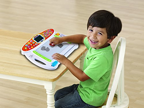 51K7mA2mqwL - VTech Write & Learn Creative Center (Frustration Free Packaging)