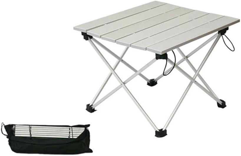 Aluminio plegable Roll Up Cuadro, portátil Camping Picnic al ...