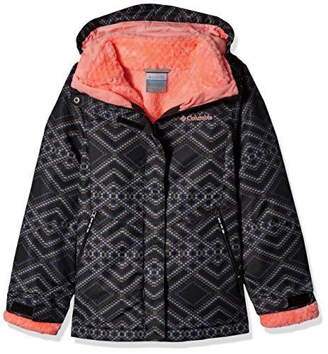 Columbia Girls' Bugaboo II Fleece Interchange Jacket, Thermal Reflective Warmth - Fleece Reflective Jacket