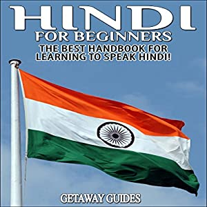 Hindi for Beginners, 2nd Edition Audiobook