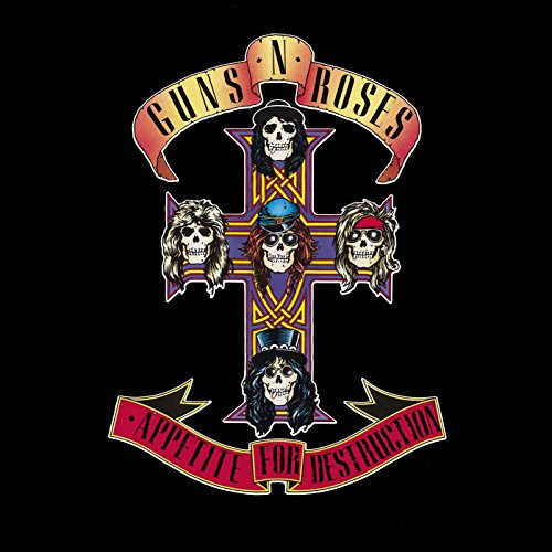 Appetite For Destruction (Gun N Roses Sweet Child O Mine Live)