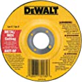 DEWALT DW8424 Thin Cutting Wheel, 4-1/2-Inch x .045-Inch x 7/8-Inch by DEWALT
