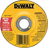 DEWALT DW8424 Thin Cutting Wheel, 4-1/2-Inch x .045-Inch x 7/8-Inch