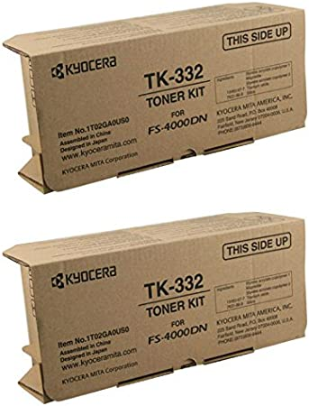 Mar.3 Pack Compatible TK-362 Black Toner Cartridge TK362 for Kyocera Mita FS-4020D Printers