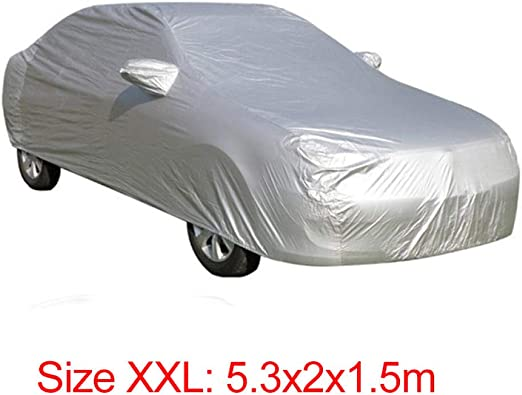 Dust Protection Compact Scratch Resistant Small Car Accessories Breathable Extra Large Car Cover Large Car Cover Easy Installation Car Cover Car Cover Waterproof Environmental Protection