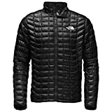 The North Face Men's Thermoball Full Zip Jacket TNF Black Size XX-Large