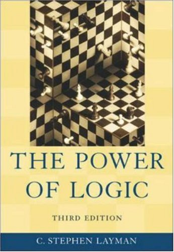 The Power of Logic by McGraw-Hill Humanities/Social Sciences/Languages