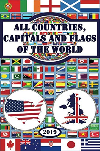 All countries, capitals and flags of the world (Flags Of The World Game For Kids)
