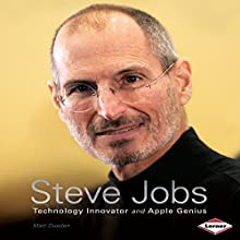 Steve Jobs: Technology Innovator and Apple Genius Audiobook by Matt Doeden Narrated by  Intuitive