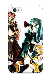 High Quality Vocaloid Case For Iphone 4/4s / Perfect Case
