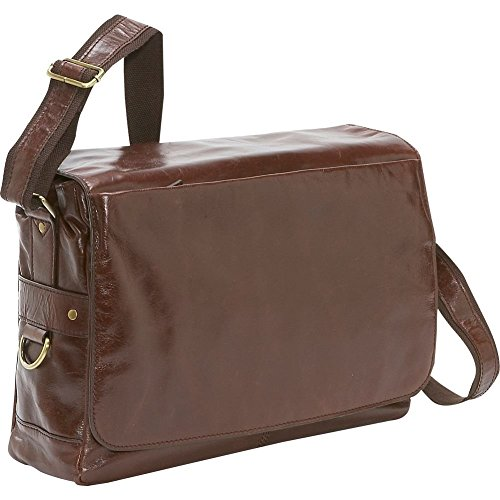 Bellino Messenger Bag, Brown