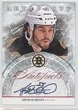 Adam McQuaid (Hockey Card) 2012-13 Upper Deck Artifacts - Autofacts - [Autographed] #A-AM