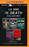 J. D. Robb In Death Collection 4: Portrait in Death, Imitation in Death, Divided in Death, Visions in Death, Survivor in Death