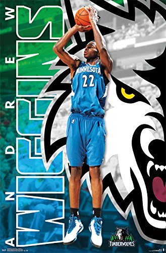 mn timberwolves posters