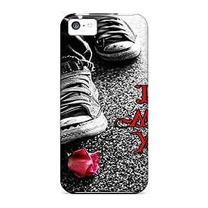Cute Tpu TianMao Miss U Case Cover For Iphone 5c