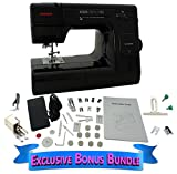 Best Janome Sewing Machines - Janome HD 3000 BE Black Edition with Exclusive Review