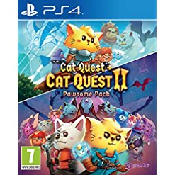 Cat Quest & Cat Quest II: Pawsome Pack (PS4)