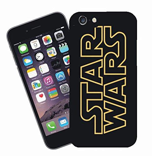 Star Wars 02modèle Etui–Coque pour Apple iPhone iPhone 6CE–Forme de passe eclispe Idée de Cadeau