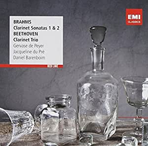 Brahms/Beethoven: Clarinet Sonatas/Clarinet Trio