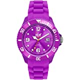 Ice-Watch Armbanduhr Sili-Forever Small Violett SI.PE.S.S.09