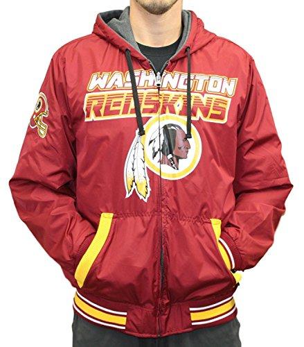 Washington Redskins NFL G-III Hot Shot Full Zip Men