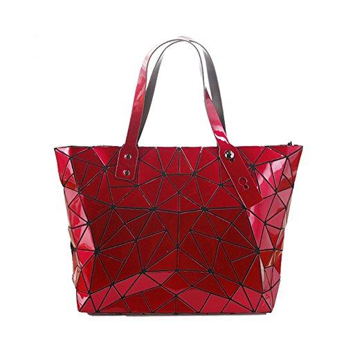 Brown À À Meaeo Sacs Bao Lady Women'S Femmes Femelle Main Handbag Pour Sacs Rouge Mode Bandoulière 6ETBF