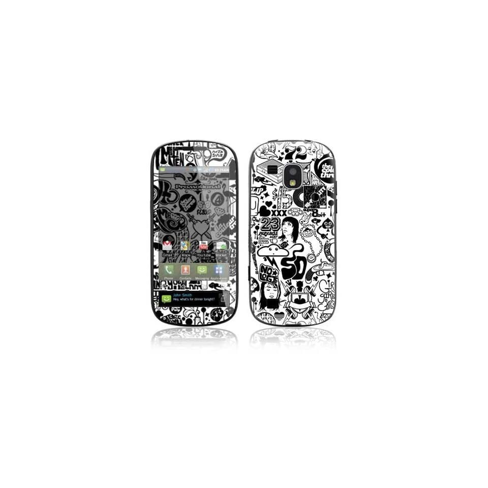 Cover Decal Sticker for Samsung Continuum SCH i400 Cell Phone Cell