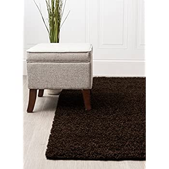 Amazon Com Super Area Rugs Solid Cozy Large Shag Rug For