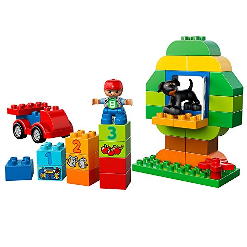 All Lego Toys : Lego duplo all in one box of fun creative play and