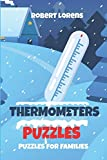 Puzzles for Families: Thermometers Puzzles (Puzzles for Juniors and Adults)