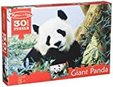 Melissa & Doug Giant Panda Bear and Bamboo Jigsaw Puzzle (30 pcs)
