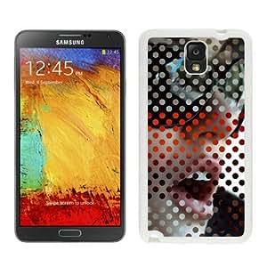 Samsung Galaxy Note 3 Cover Case,Creative White Cool Customized Samsung Galaxy Note 3 Case