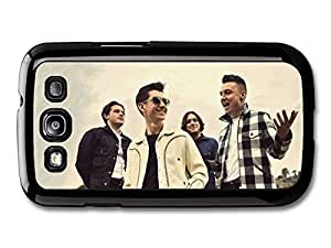 AMAF ? Accessories Arctic Monkeys Rock Band Group Portrait case for Samsung Galaxy S3 hjbrhga1544