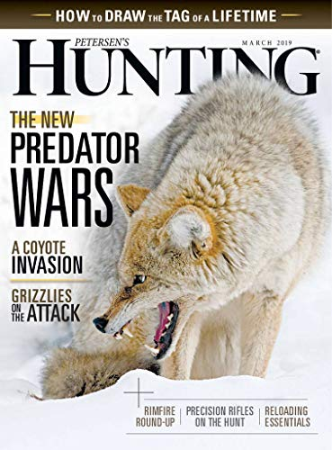Top recommendation for hunting magazine