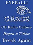 img - for Eyeball Cards: The Art of British CB Radio Culture (Four Corners Irregulars) book / textbook / text book