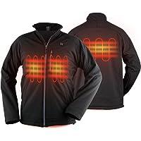 PROSmart Heated Jacket for Men Waterproof Jacket with 12v Battery Pack